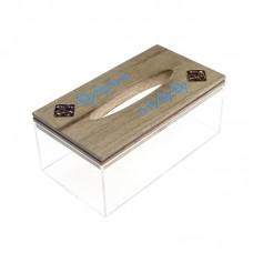 Al-Salam Tissue Cover Box