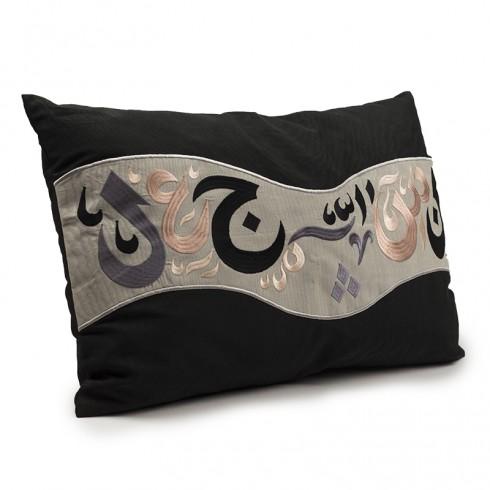 Alphabets Cushion Cover