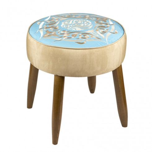 Beech Wood Stool