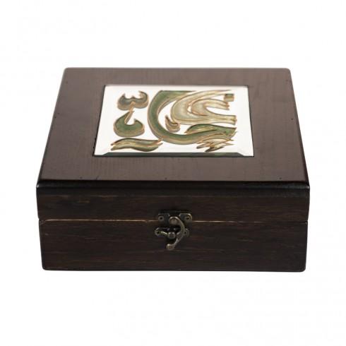 Calligraphy Tea Box