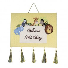 Large Baby Room Door Hanger