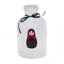Medium Blanket and Hot Water Bottle Set