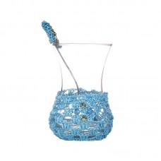 Tea glasses decoration