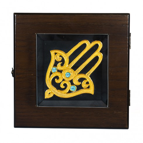 The Hand of Fatima Tea Box
