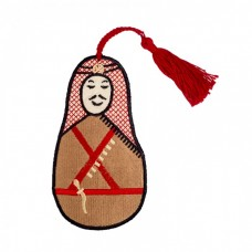 Bedouin Man Bookmark