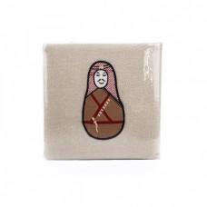 Bedouin Man Notebook