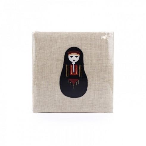 Bedouin Woman Notebook