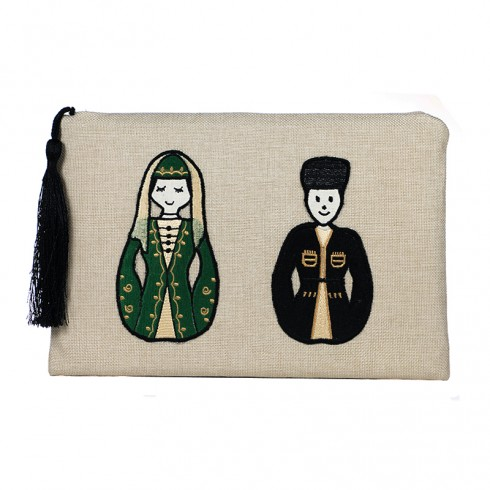 Circassian Couple Clutch
