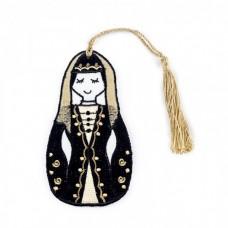 Circassian Woman Bookmark