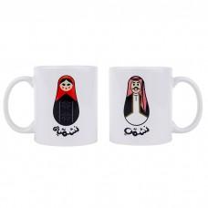 Jordanian Couple Mug