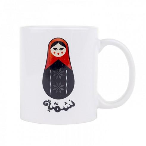 Jordanian Female Mug