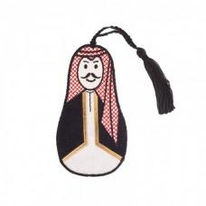 Jordanian Man Bookmark