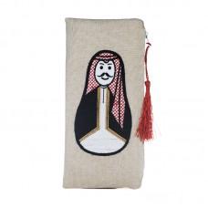 Jordanian Man Pencil Case