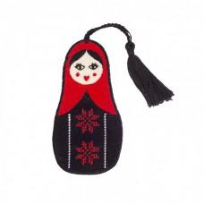 Jordanian Woman Bookmark