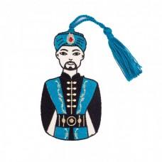 Turkish Man Bookmark