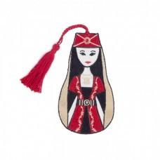 Turkish Woman Bookmark